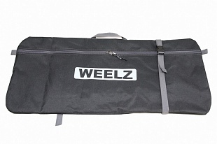 Самокат Weelz Air Black